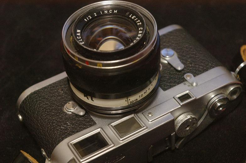 R-D1/Elmar 50mm F3.5