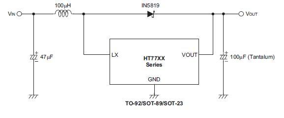 ht7750