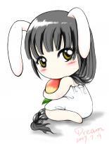 桃子兔Drёαm