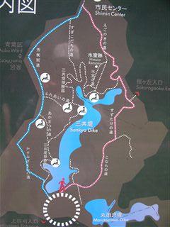 園内散策地図