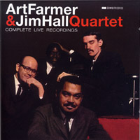 Art Farmer & Jim Hall Quartet Complete Live Recordings