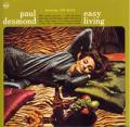 Paul Desmond featuring Jim Hall : Easy living