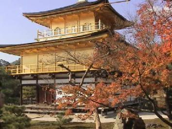 2004年にいった金閣寺・・・きれい