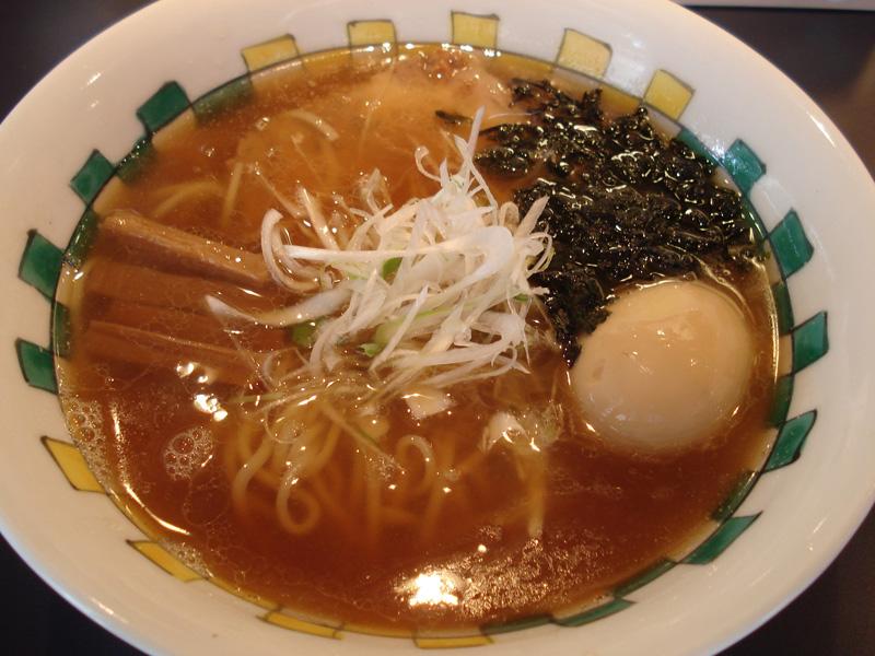 神田磯野@醤油ラーメン+味