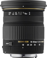sigma18-50mm F2.8 EX DC MACRO
