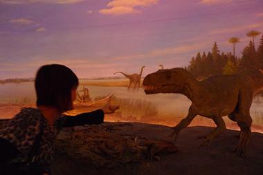 恐竜ちゃん