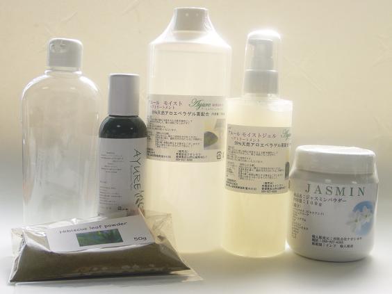 抜け毛、養毛、乾燥、ピンクの地肌 対策レシピ