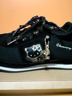 Kitty靴横