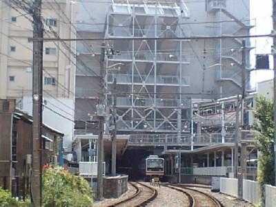 松山市駅郊外線