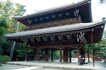 妙興寺の三門
