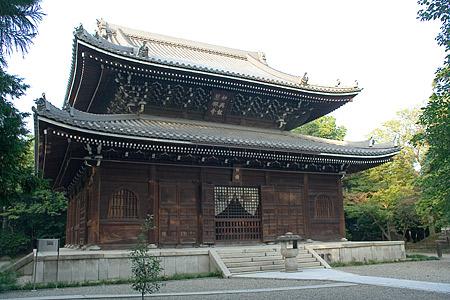 妙興寺の仏殿