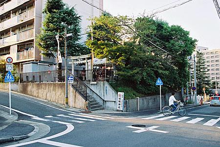 名古屋晴明神社外観