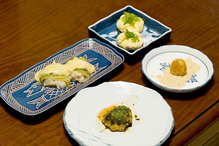 神田川サンデー料理