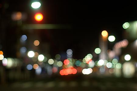 街灯りのいろいろ
