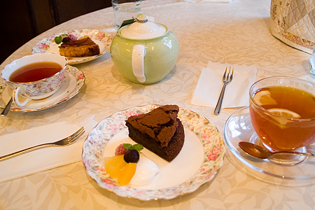 T's Cafe紅茶とケーキ