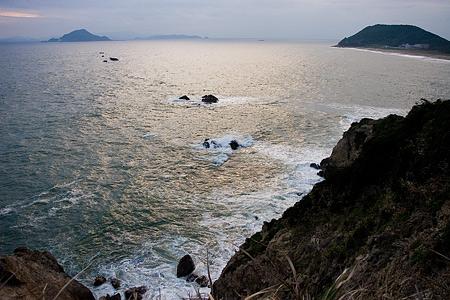 恋路ヶ浜風景-1