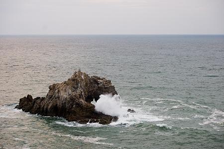 恋路ヶ浜風景-4