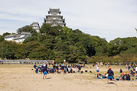 姫路城訪問記1-4