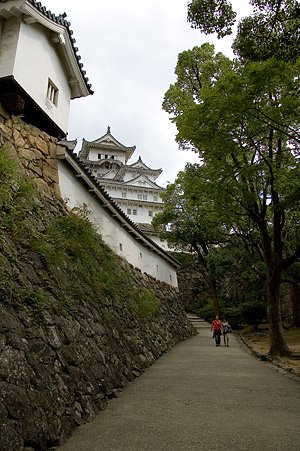 姫路城訪問記2-2