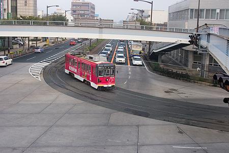 豊橋路面電車-5