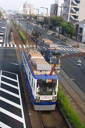 豊橋路面電車-7