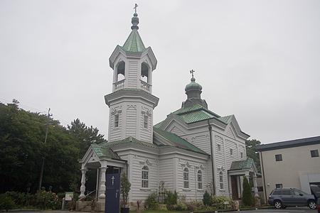 豊橋ハリストス教会-2