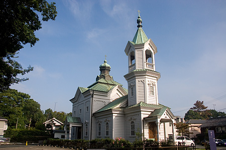 豊橋ハリストス教会-5