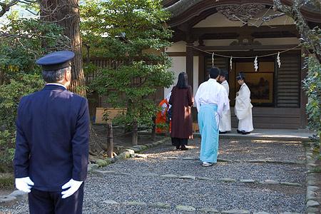 鶴岡八幡宮の秋-5