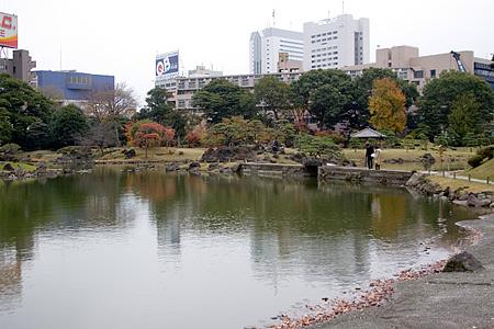 旧芝離宮庭園