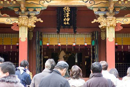根津神社-3