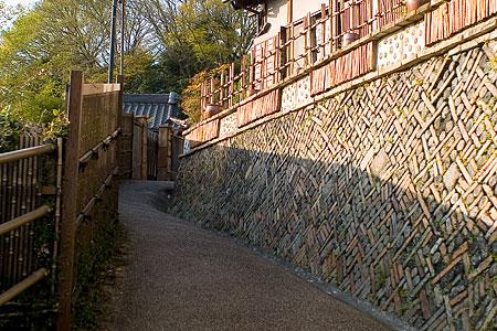 窯垣の小径-3