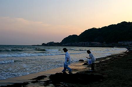 由比ヶ浜-1
