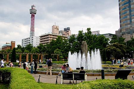 山下公園-2