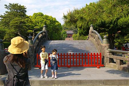 鎌倉の人のいる風景-3