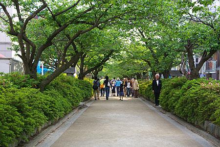鎌倉の人のいる風景-5