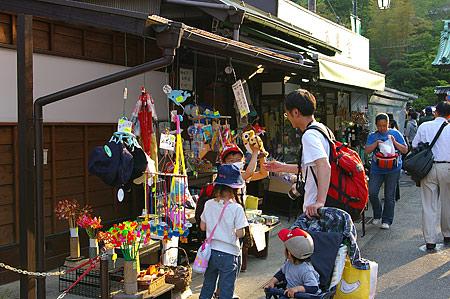 鎌倉の人のいる風景-6