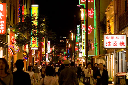 横浜中華街-2
