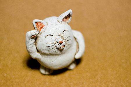 猫土鈴-6