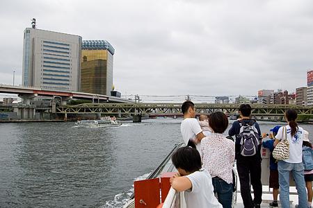 隅田川下り-2