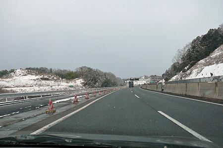 雪の帰郷-1