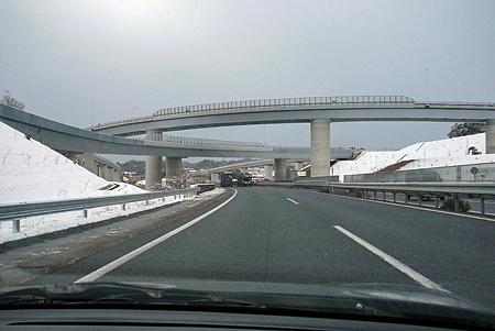 雪の帰郷-2