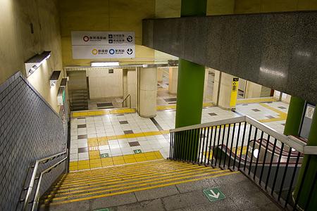 早朝東京-5
