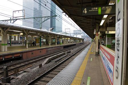 早朝東京-7