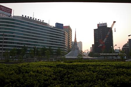 朝の名古屋駅-6
