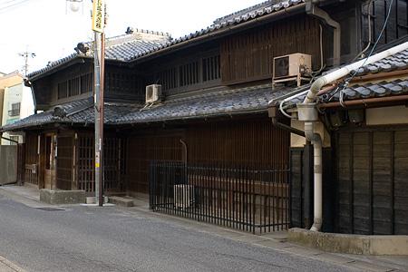 津島本町の街並み