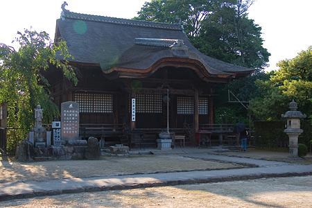 性海寺太子堂
