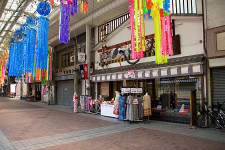 円頓寺商店街の風景