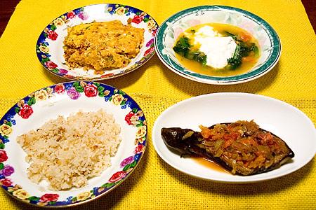 トルコ料理との出会い
