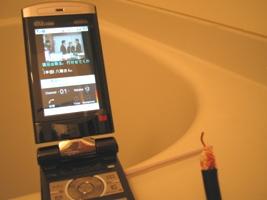初めてのiPhone♪3GS感想。その10。(オケのビデオポッドキャストを観る)