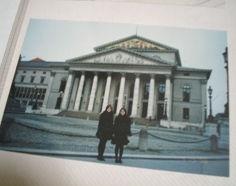 バイエルン州立歌劇場の思い出。